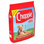 CHAPPIE DRY DOG FOOD WITH BEEF AND WHOLEGRAIN CEREAL 15KGS thumbnail