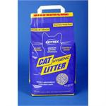 PETTEX PREMIUM GREY CAT LITTER 4x5Kgs thumbnail
