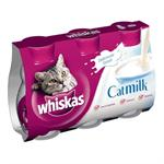 WHISKAS CAT MILK 200ML (PACK OF 3) thumbnail