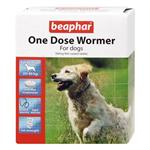 BEAPHAR ONE DOSE WORMER FOR LARGE DOGS - 4 TABLETS thumbnail