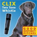 CLIX TWO TONE WHISTLE SMALL thumbnail