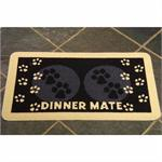 DINNER MATE FOOD MAT BLACK 40*60cm thumbnail