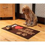 I LOVE MY DINNER MATE FOOD MAT thumbnail