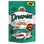 DREAMIES CAT TREATS 60G TANTALISING TURKEY FLAVOUR thumbnail