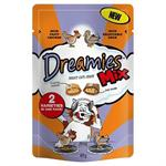DREAMIES CAT TREATS 60G - TASTY CHICKEN & DELECTABLE DUCK thumbnail