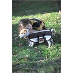 HORSEWARE NEWMARKET FLEECE DOG RUG - WHITNEY BROWN thumbnail