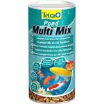 TETRA POND MULTIMIX FOOD 1 LITRE / 170G thumbnail