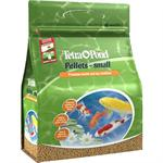 TETRA POND FLOATING FOOD PELLETS SMALL 1050G / 4 LITRE thumbnail