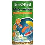 TETRA POND FLOATING FOOD PELLETS (medium) 240G / 1 LITRE thumbnail